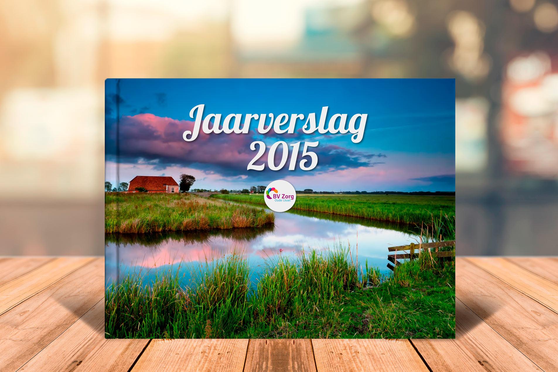 BV Zorg Oude IJssijl Jaarverslag 2015