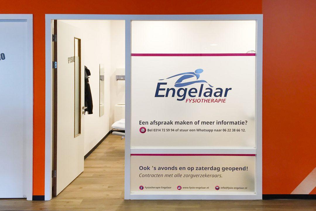 Fysiopraktijk Engelaar locatie Basic-Fit Doetinchem Signing