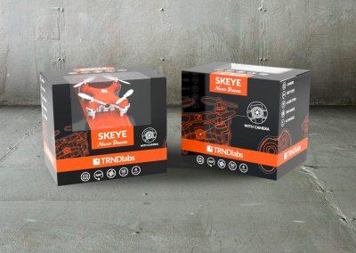 Verpakking Skeye Nano Drone