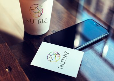 Logo & visitekaartje Nutriz