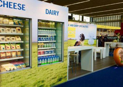 DOC Dairy Partners PLMA beursstand 2017