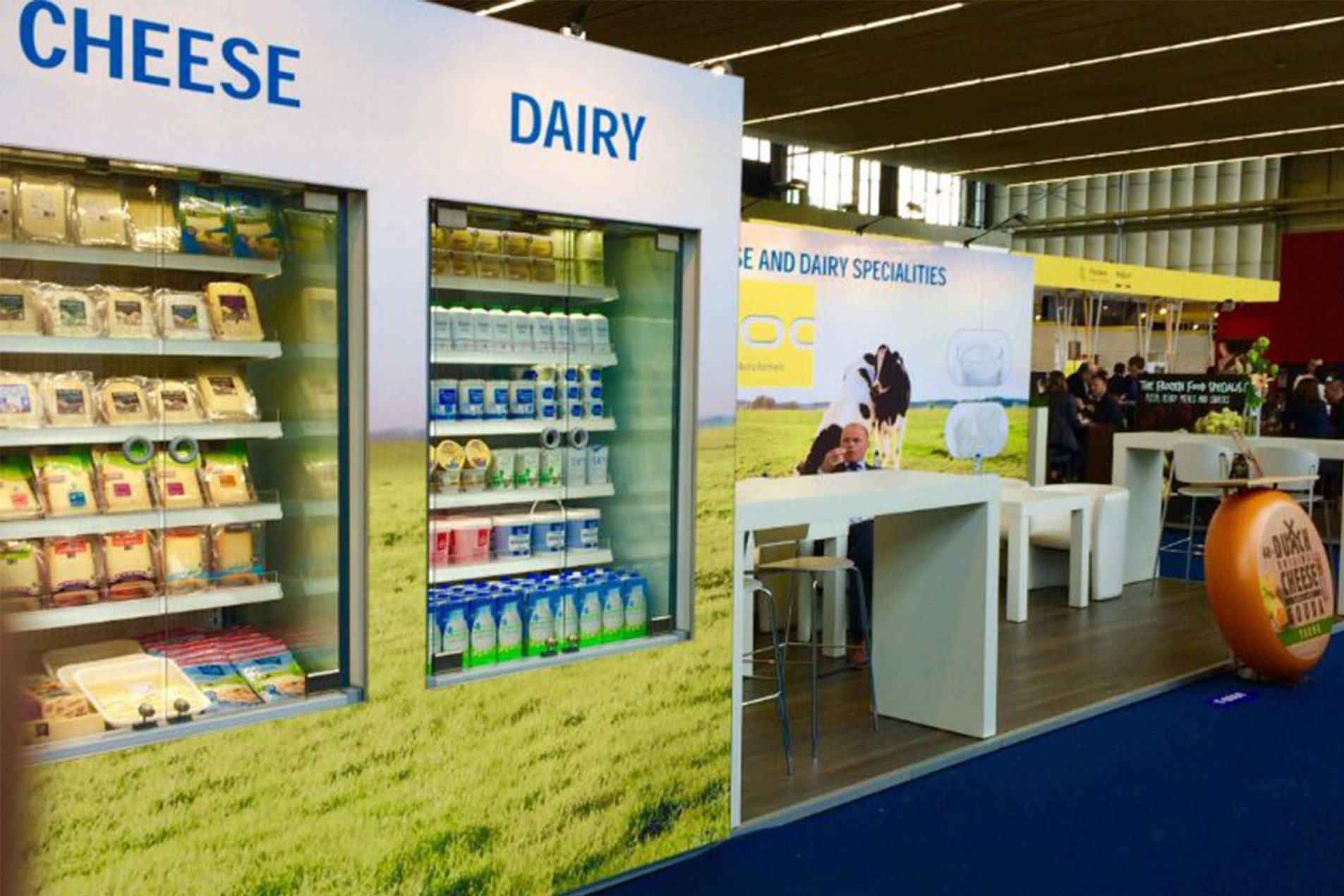 Beursstands DOC Dairy Partners