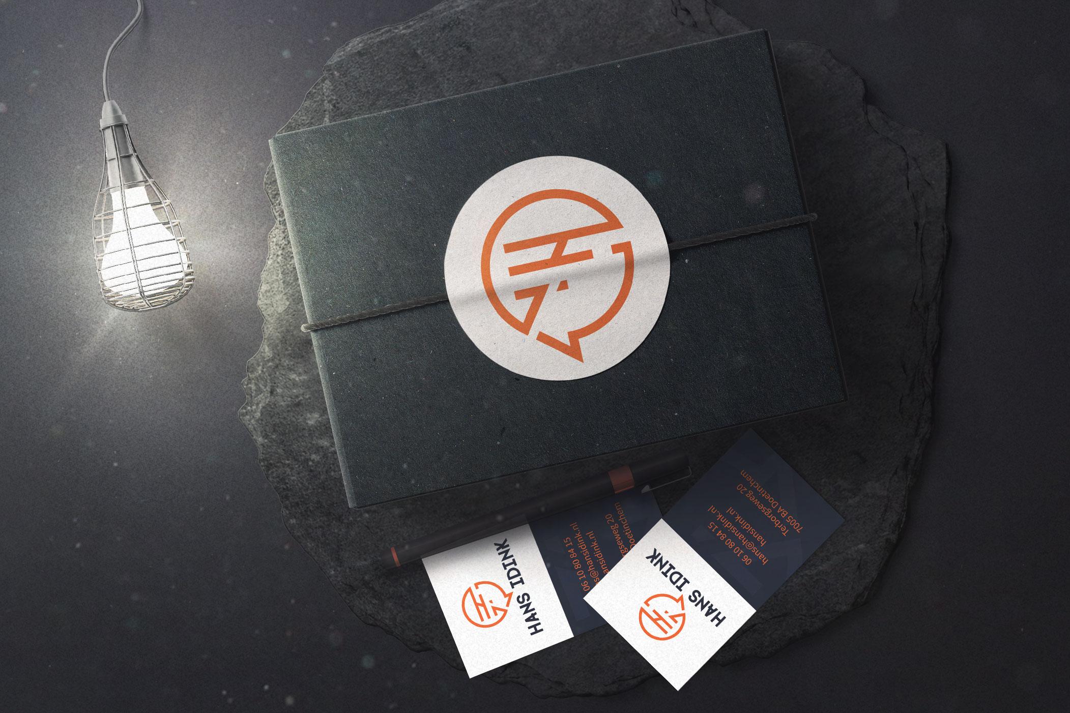 Hans Idink | logo & huissstijl