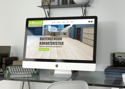 Caprea Millboard website