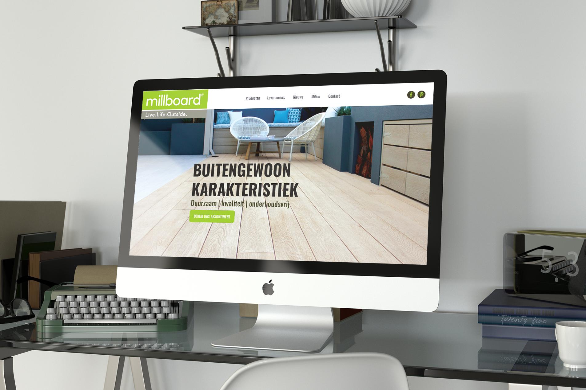 Caprea Millboard website